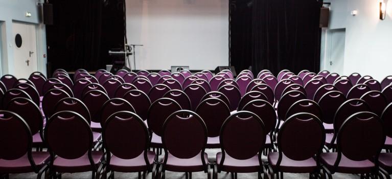 Salle de spectacle à Dijon