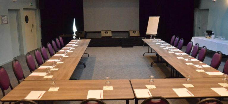 Salle de séminaire à Dijon, conférence, formation pour entreprises et professionnels