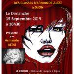 Le show des classes d'Armande Altaï  10€