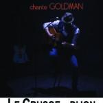 Filansen chante Goldman 12€  REPORTE