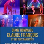Claude François   sosie  20€